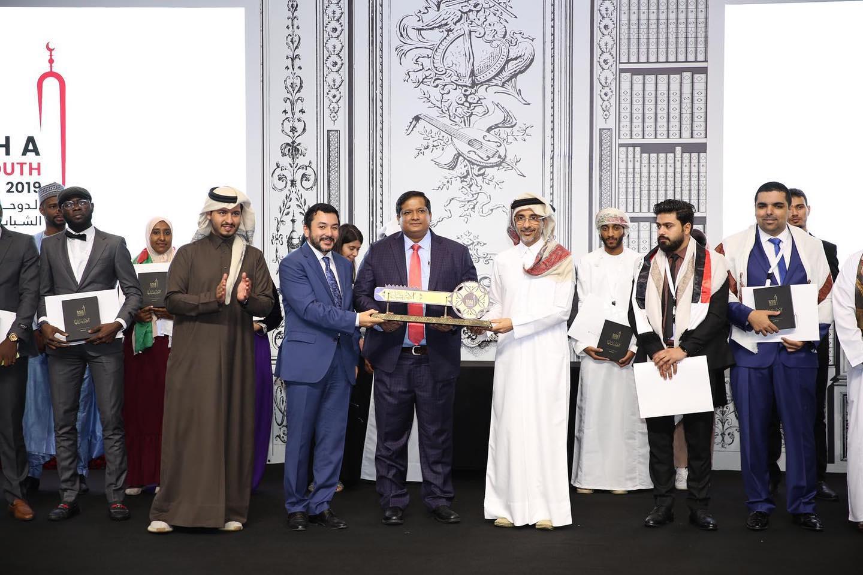 Key Handover for OIC Dhaka Youth Capital
